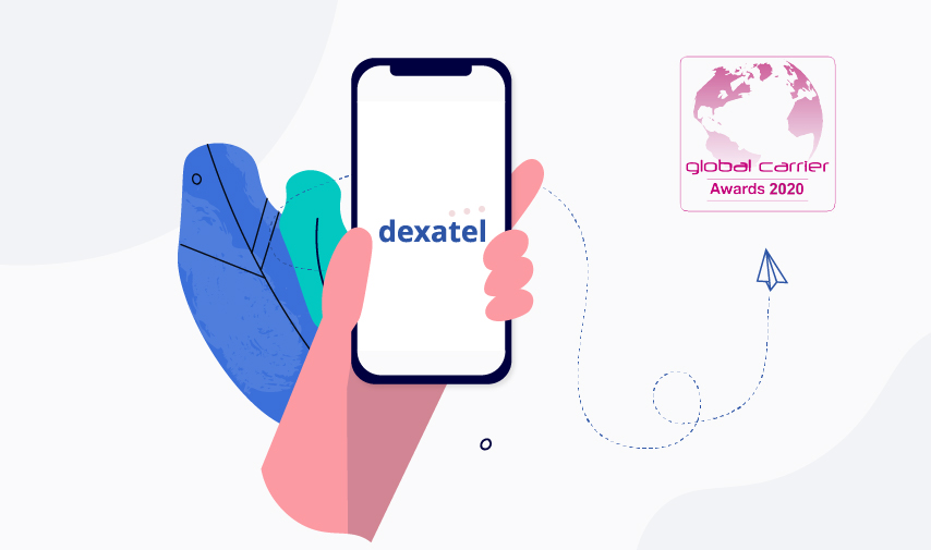 Dexatel Global Carrier Awards 2020